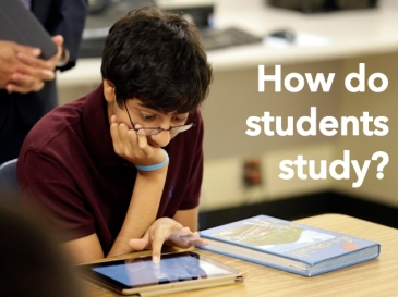 how students study